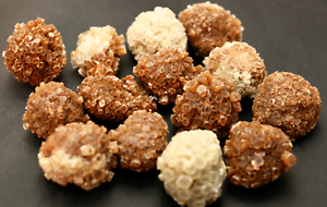 One-Piece-of-Aragonite-Cluster-specimen-Mineral-from-Morocco