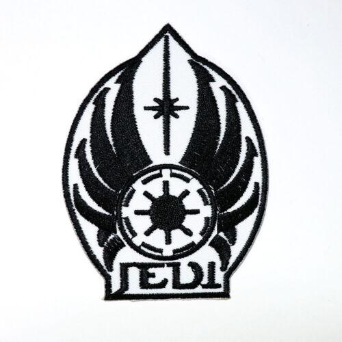 Jedi Knight Star Wars Symbol Patch Movie Artwork Emblem for DIY Iron on Clothes