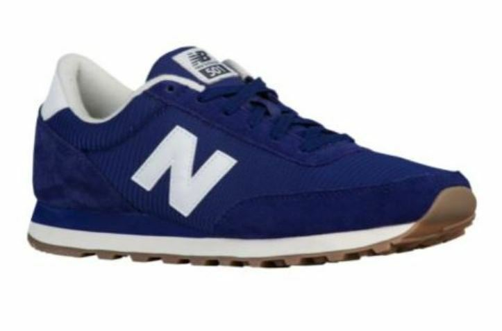 NEW BALANCE 501 BLUE ATHLETIC SHOES MEN'S SELECT YOUR SIZE