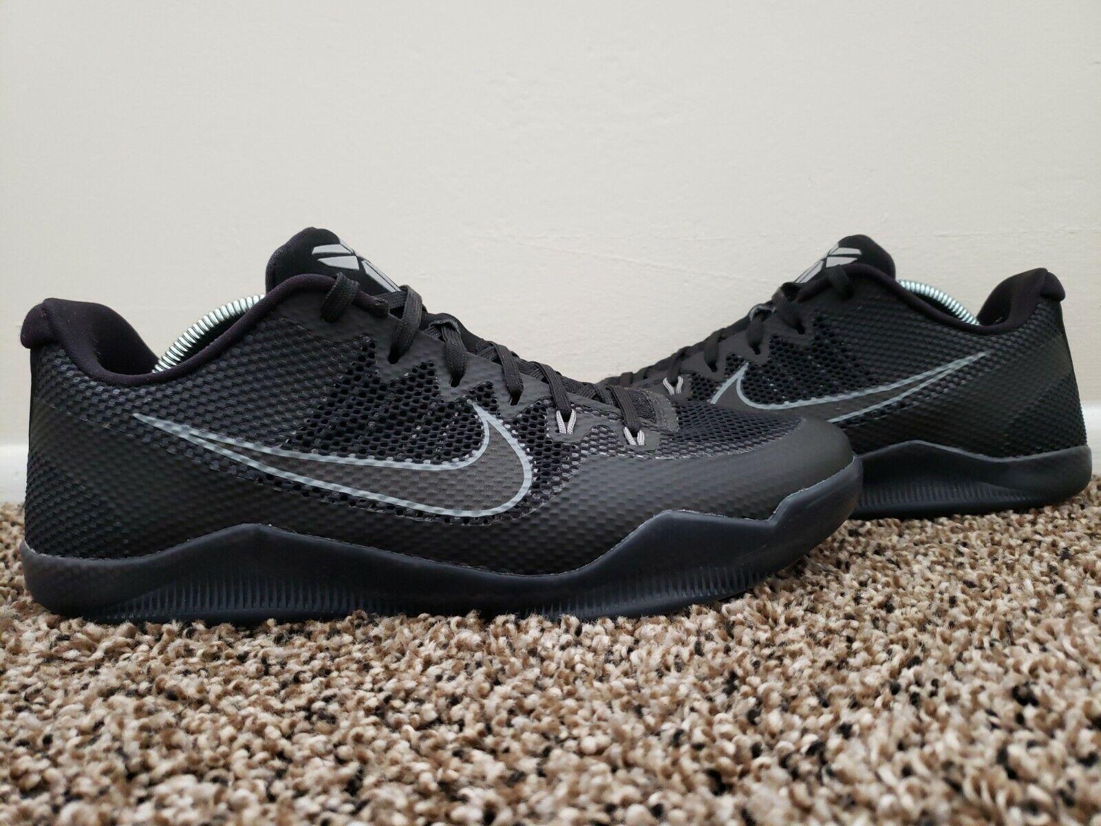 Nike Kobe 11 XI EM Low Dark Knight