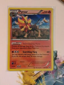 Pyroar-Holo-NM-M-XY-Flashfire-20-106-Rare-Pokemon