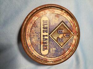vintage-BBB-blue-label-English-pipe-tobacco-tin