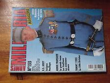 7µ? Revue Armes Militaria n°155 Tirailleur d'Italie Tommy liberation Couteau DLV