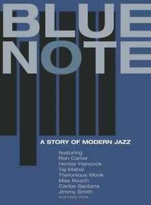 Ron-Carter-Herbie-Hancock-Ta-Bleu-Note-A-Story-de-Moderne-Neuf-DVD
