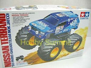 17011-Tamiya-1-32-Wild-Mini-4WD-NISSAN-TERRANO-93-Stunt-amp-Wheelie-Motorized