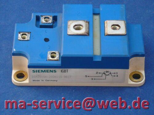 Siemens IGBT bsm200ga120dn bsm200ga120dn11s 9617