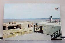 South Carolina SC Fort Sumter Postcard Old Vintage Card View Standard Souvenir