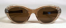 fabulous vintage sunglasses lunettes 1960 cat eye decorated frame france rare