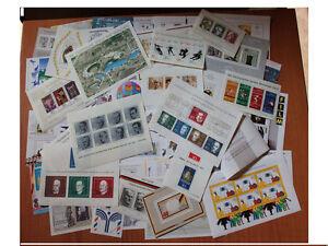 Bund-Block-Sammlung-2-53-kpl-Postfrisch-BL-1263