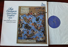 ALAN HOVHANESS SAINT VARTAN SYMPH LP UNICORN RHS 317 NM (1974) ENGLAND