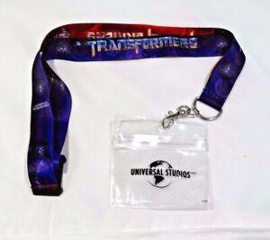 Universal-Studios-Transformers-Lanyard