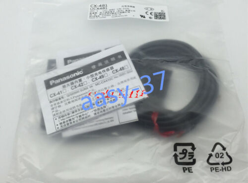 1 PCS NEW IN BOX SUNX photoelectric switch CX-481