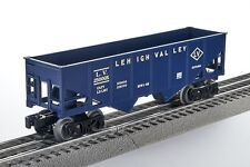 Lot 4065 Lionel Lehigh Valley Trichterwagen, blau (hopper car, blue) - Spur 0