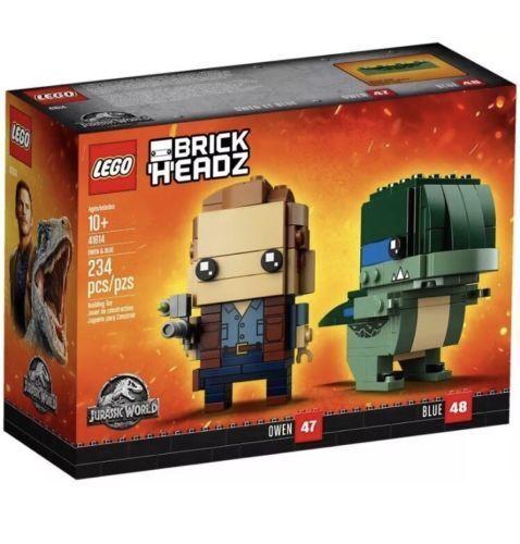 41498 Lego Brickheadz 41490 41491 41496 41493 /& PROMOS! 40316 41497 41492