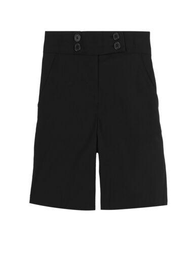 Pantaloncini Bambina Scuola Ex Chainstore in nero e grigio