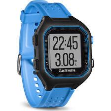 Garmin 010-01353-01 Forerunner 25 GPS Fitness Large Watch in Black/Blue