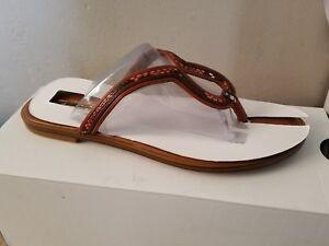 Image is loading BRAND-NEW-Aldo-Womens-Orietta-Flip-Flop-Sandals-