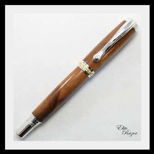Handmade-Ancient-Kauri-Fountain-Pen