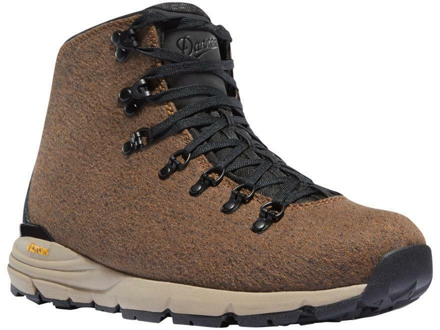 New DANNER Mountain 600 4.5  Hike Hunting Boots Waterproof 11 Enduroweave Men's