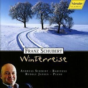 Franz-Schubert-Schubert-Winterreise-CD