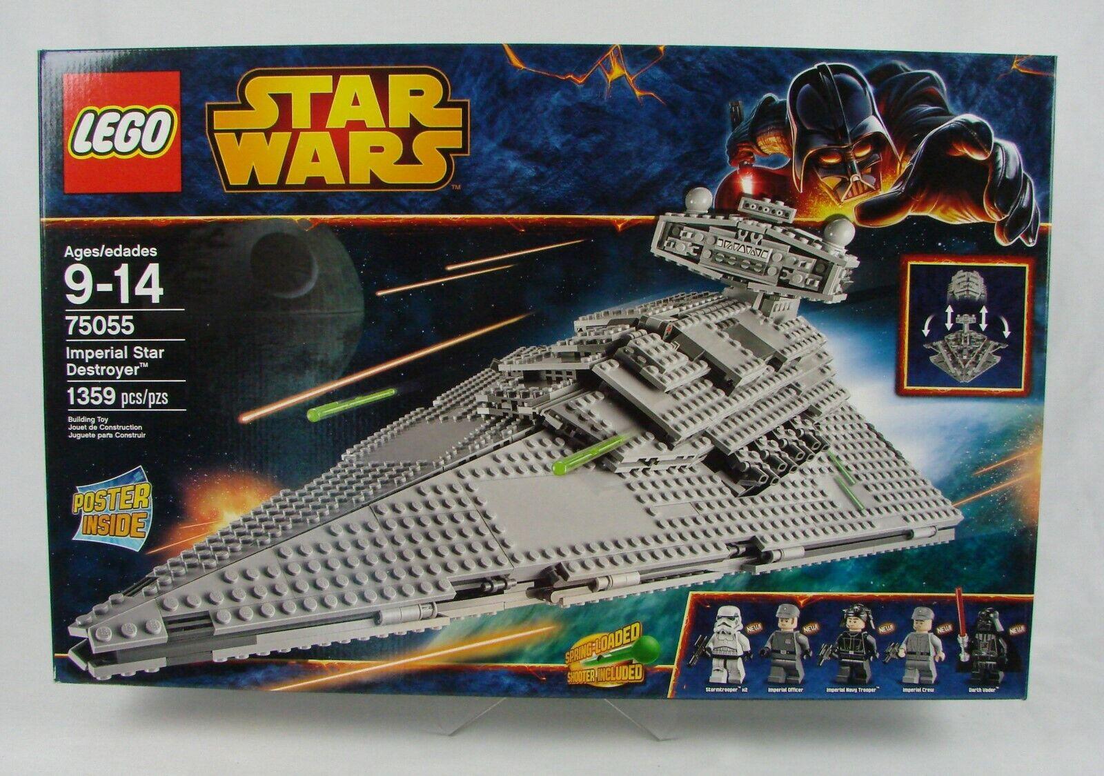 Lego  Star Wars  Imperial Imperial Imperial Star Destroyer   (2014) 1359 pcs  NISB 9fc9a0