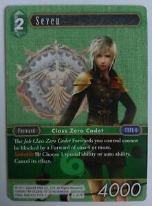 Seven-Opus-3-3-057R-Rare-Final-Fantasy-Trading-Card-Game