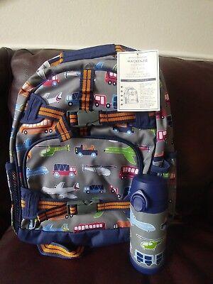 2pc Pottery Barn Kids Brody Transportation Large Backpack