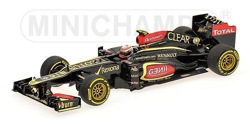Lotus f1 e21 R. grosjean 2013 1 43 Model Minichamps