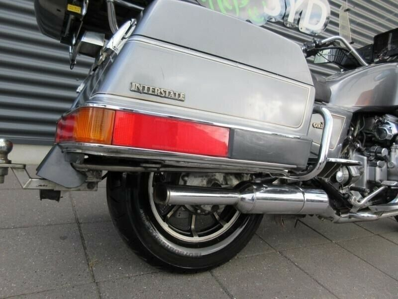 Honda, GL 1200 Gold Wing, ccm 1181