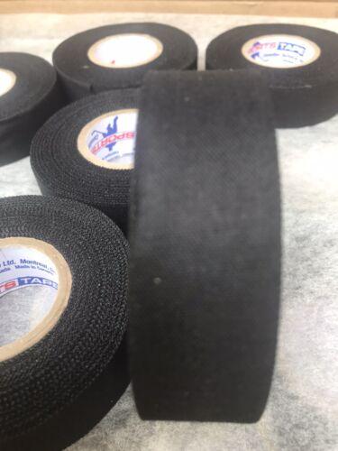 Black Hockey Tape  Case Of 81 Rolls 24mm By 18m