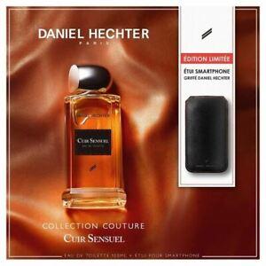 Cuir De Sensuel Parfum Hechter Avec Sur Daniel Smartphone Coffret Détails Etui CrodBxeW