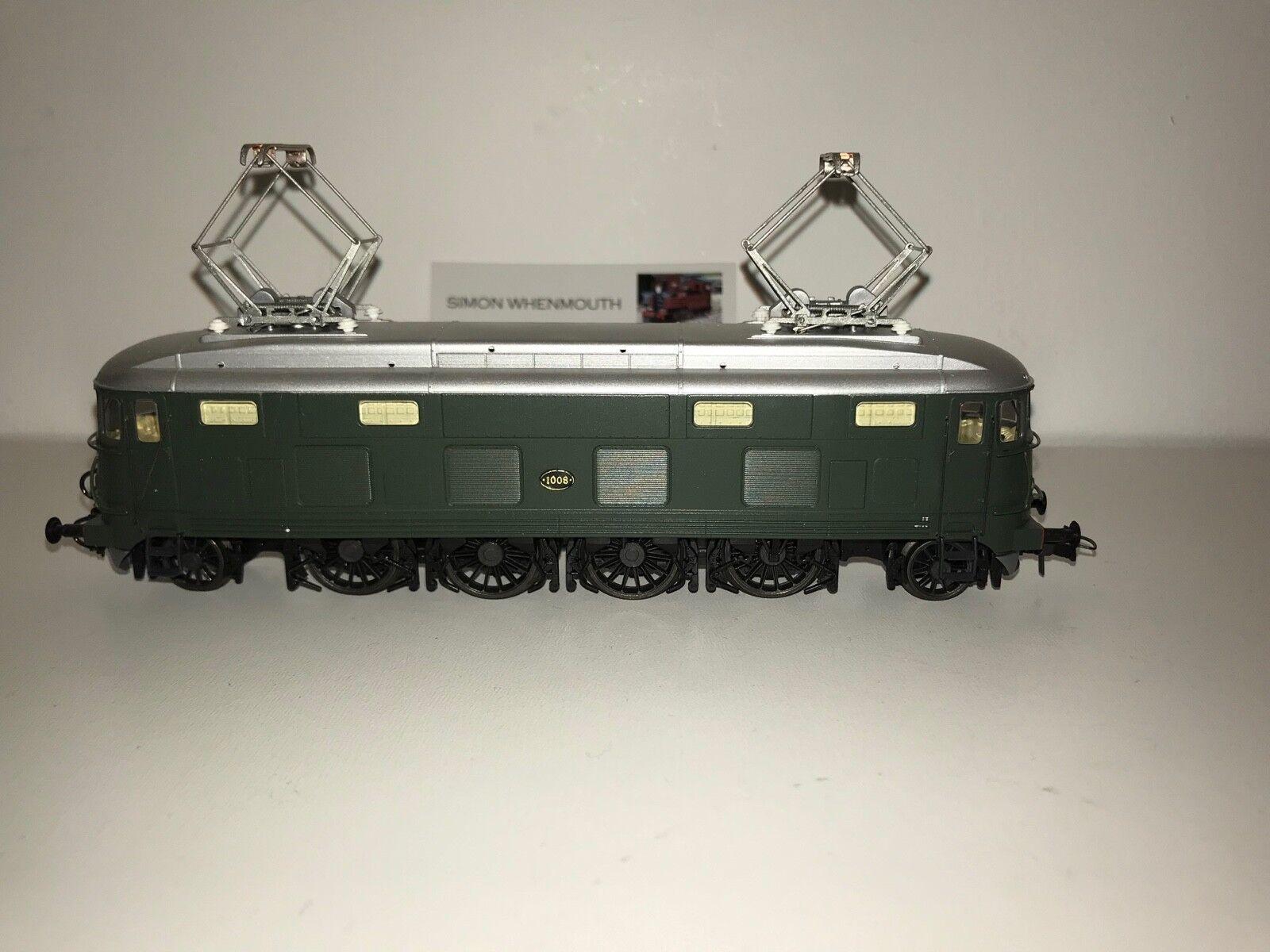 Roco 43616 Electric Locomotive BR 1000 NS