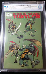Teenage-Mutant-Ninja-Turtles-1-2011-IDW-CBCS-GRADED-9-6-NM-NECRA-VARIANT-COVER