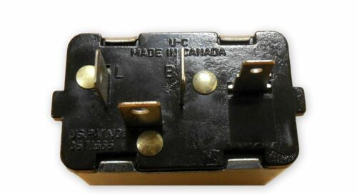 GM 14014527 Relay Switch fits 80 GMC CK 1 3 Truck W// auxiliary Fuel Tank 2