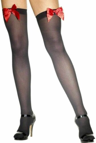 Smiffy/'s Thigh High Stockings One Size