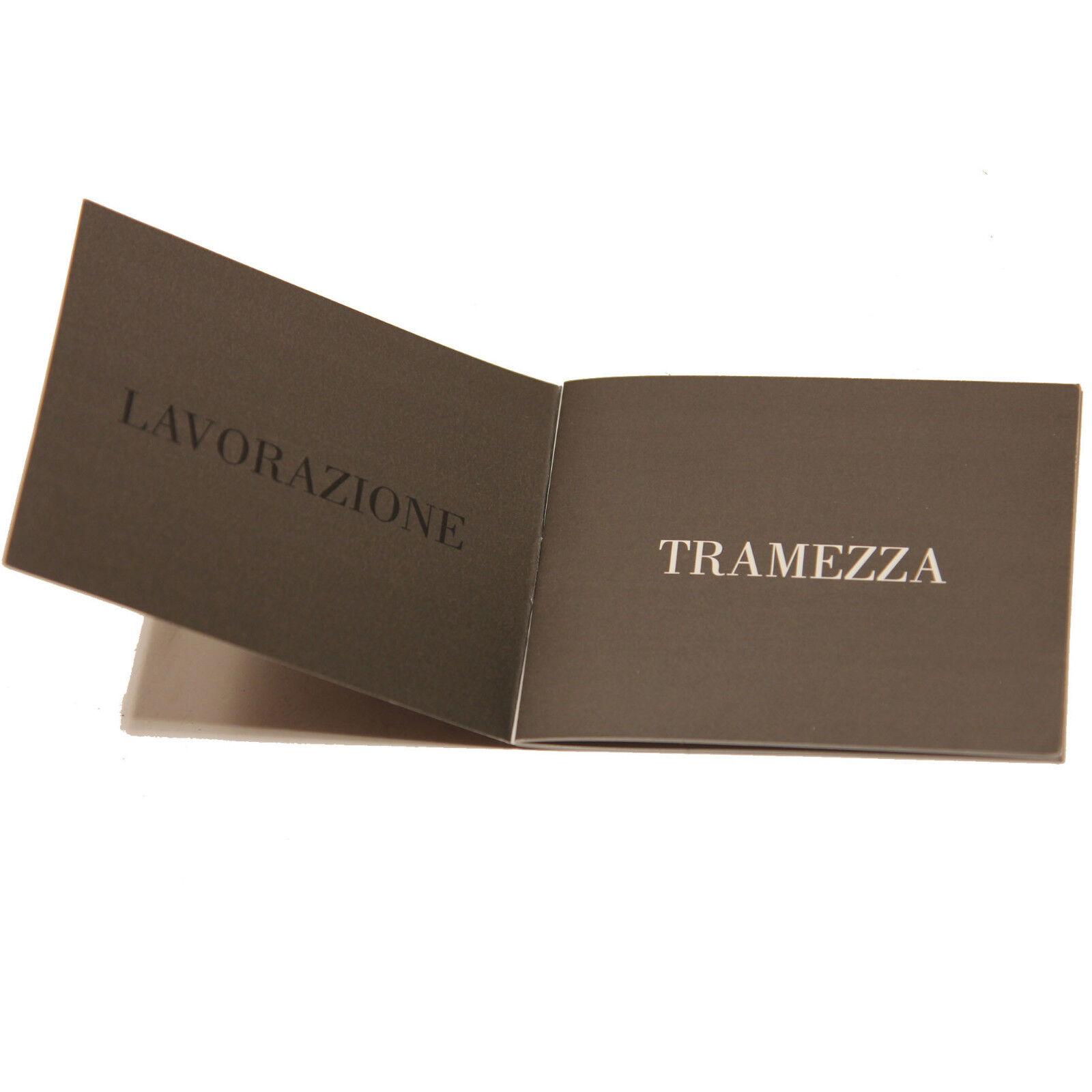 FERRAGAMO TRAMEZZA Monk Strap marrone Suede Pelle Pelle Pelle Uomo 10.5 Dress Wingtip Oxford 2540dd
