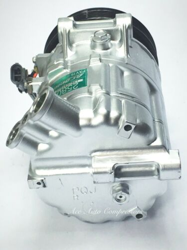 A//C Compressor for Pontiac G5 2007-2010 2.2L 2.4L OEM Reman 1Yr Wrty.