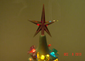 image is loading purple iridescent 034 aurora 034 ceramic christmas tree