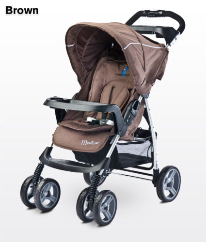 MONACO CARETERO Buggy Kinderwagen Sportwagen Klappbar Babywagen Kindersportwagen