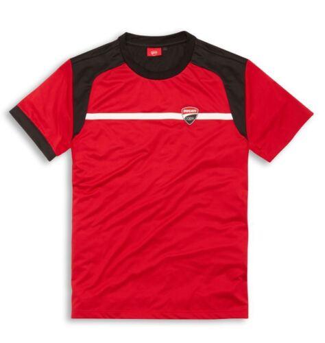 Ducati Corse Power T-shirt rouge