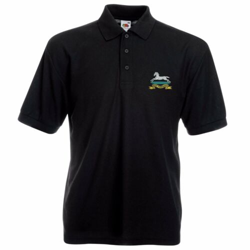 West Yorkshire Regiment embroidered Polo Shirt