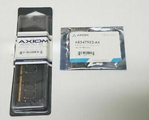 Axiom A8547953-AX 8GB DDR4 -2133 SODIMM