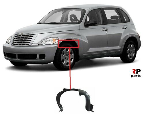 Para Chrysler PT Cruiser 05-10 Guardabarros Delantero barro Guardia Splash Arco izquierda N//S