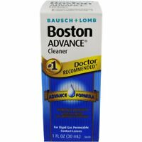 5 Pack - Bausch & Lomb Boston Advance Cleaner 1oz Each on sale