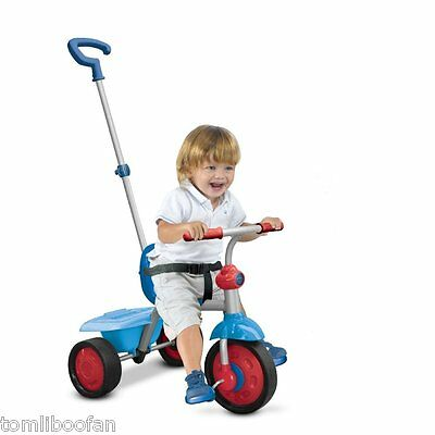 Smart Trike Fun Tricycle (Blue)