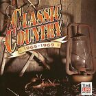 Classic Country: 1965-1969 [1 CD] by Various Artists (CD, Feb-2001, Time/Life Music)