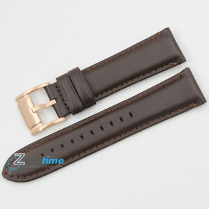 e8533ce689db0 Image is loading New-Original-FOSSIL-Replacement-Watch-Strap-FS4991-Brown-