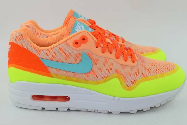 NIKE WOMAN AIR MAX 1 NS SIZE 8.0 NEW RUNNING TROPICAL RARE AUTHENTIC