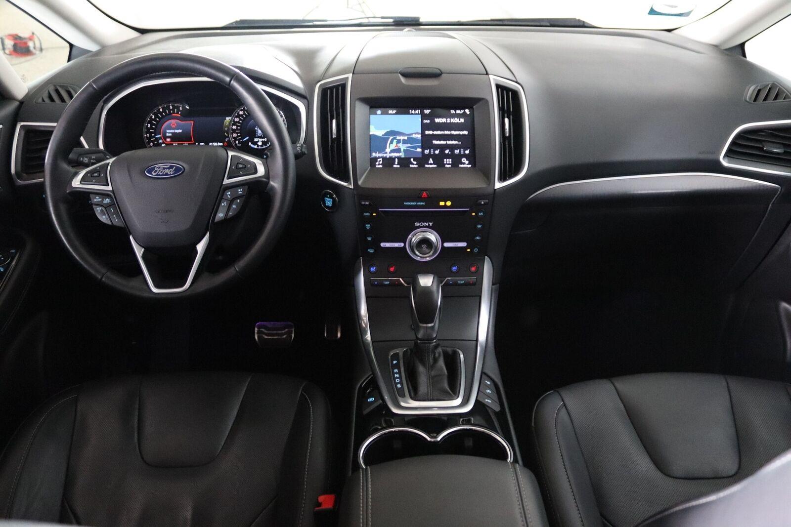 Ford S-MAX 2,0 TDCi 210 ST-Line aut. 7prs - billede 10