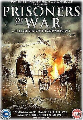 Prisoners Of War DVD Nuovo DVD (HFR0464)